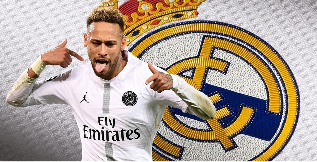 Neymar suelta la bomba y elige al Madrid | Defensa Central