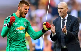 Noticia DC: el Madrid responde al rumor De Gea