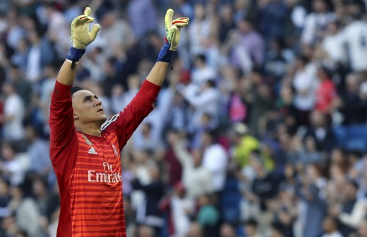 Keylor Navas - Real Madrid