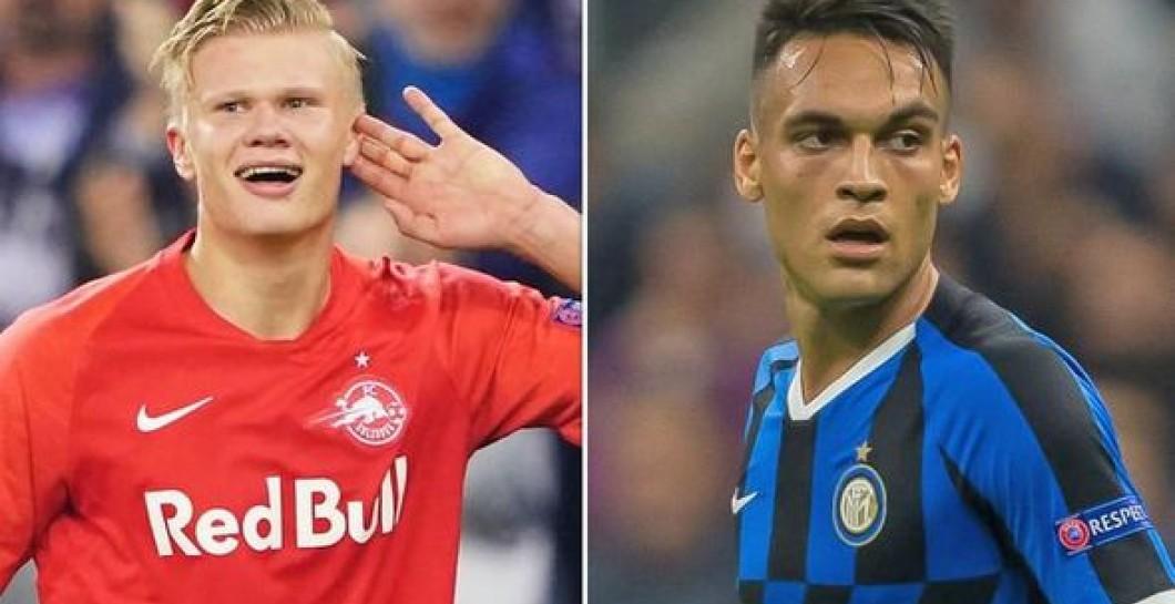 Haland y Lautaro: la pelea por ser los 'nuevos Jovic' del Madrid en 2020 - Defensa Central