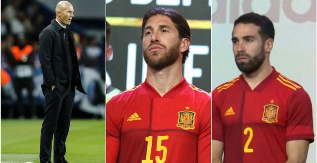 Noticia DC: el consejo de Zidane surte efecto: no se habla de Bale ni James - Defensa Central