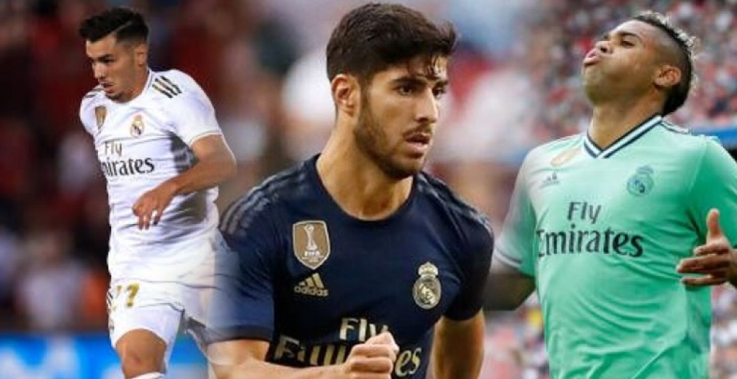 Brahim, Asensio y Mariano