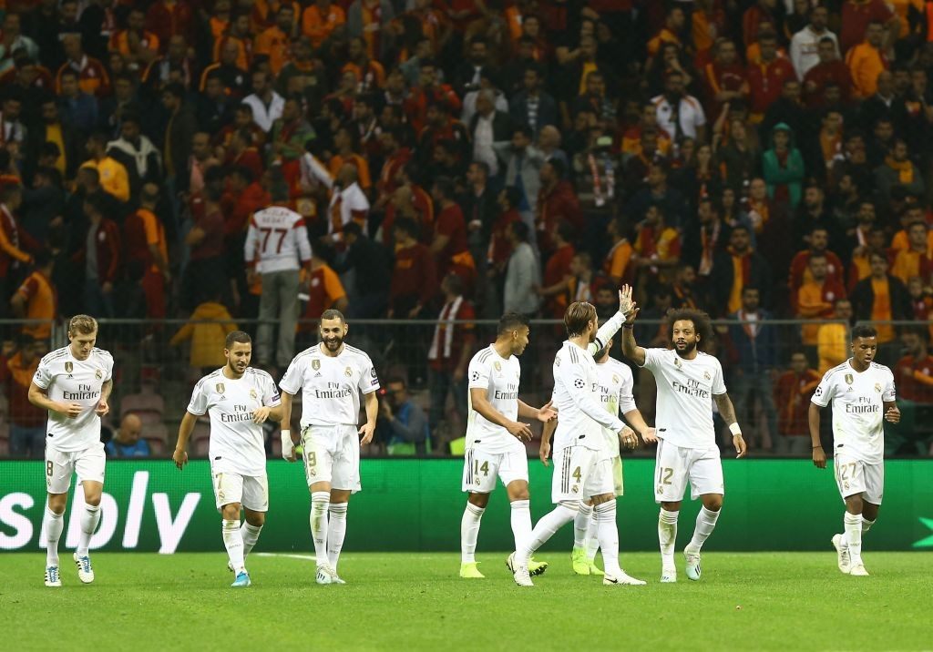 Galatasaray, Real Madrid