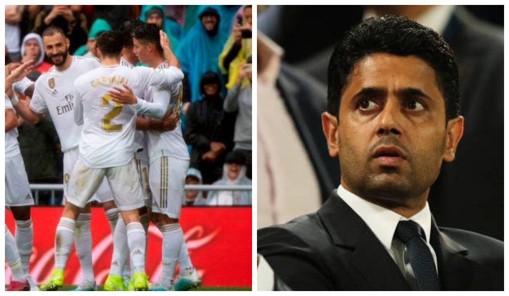 Real Madrid y Al Khelaifi