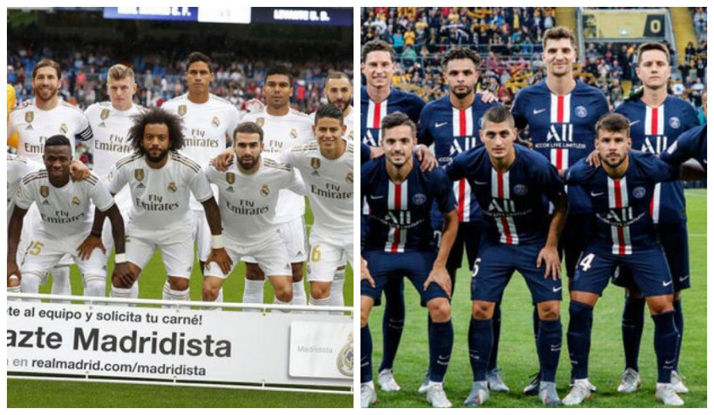 Real Madrid - PSG