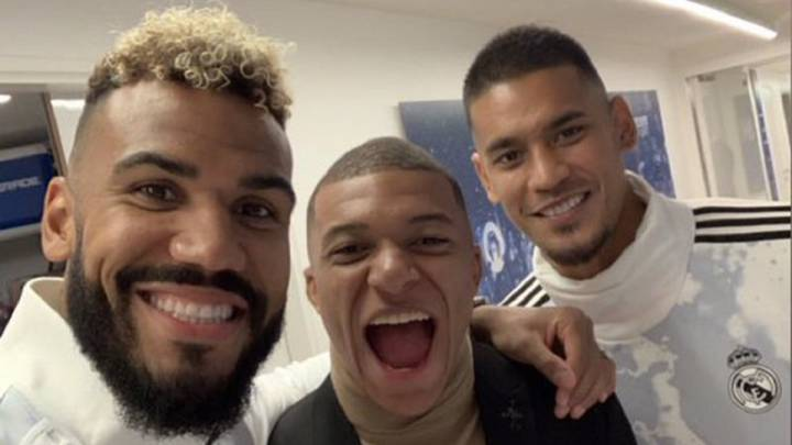 Areola, Moting, Mbappé