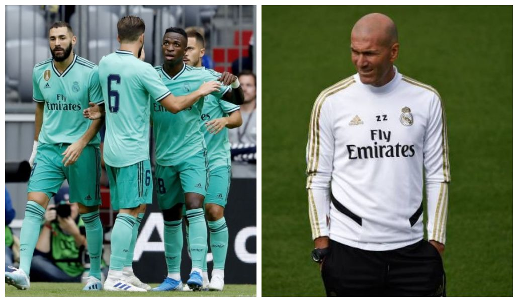 Zidane y Real Madrid