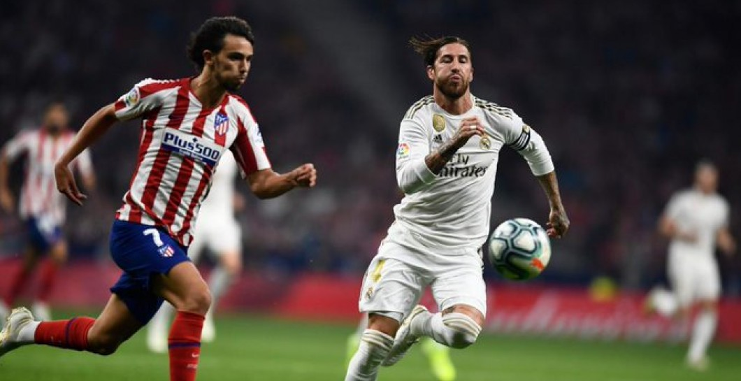 Atlético de Madrid-Real Madrid