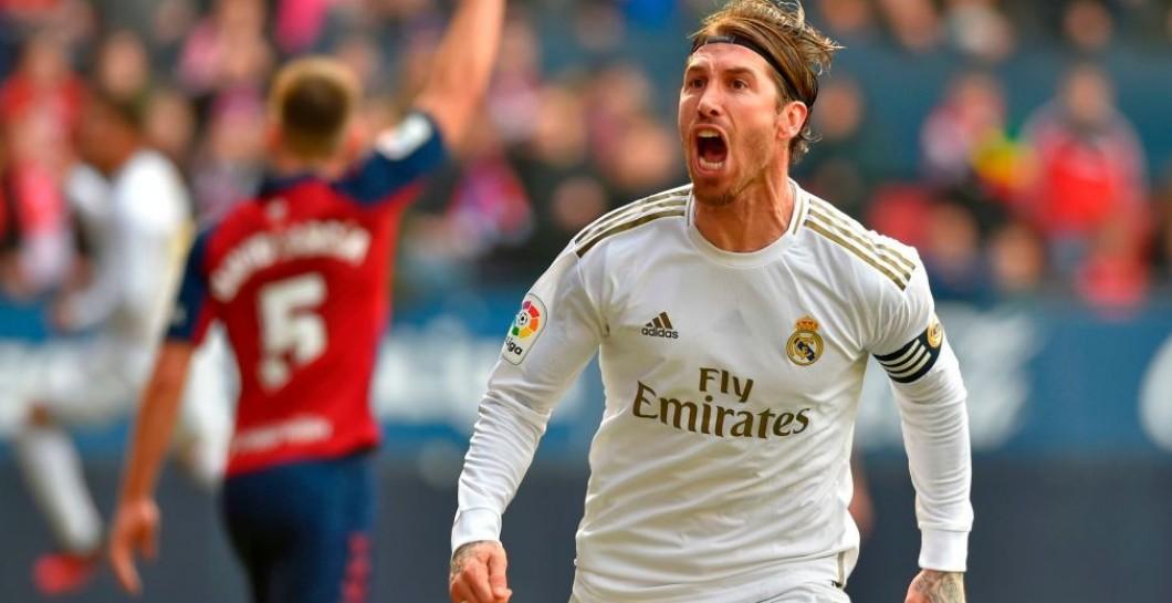 Problemas con la renovación de Sergio Ramos en el Real ... |Sergio Ramos 2020 Drawing