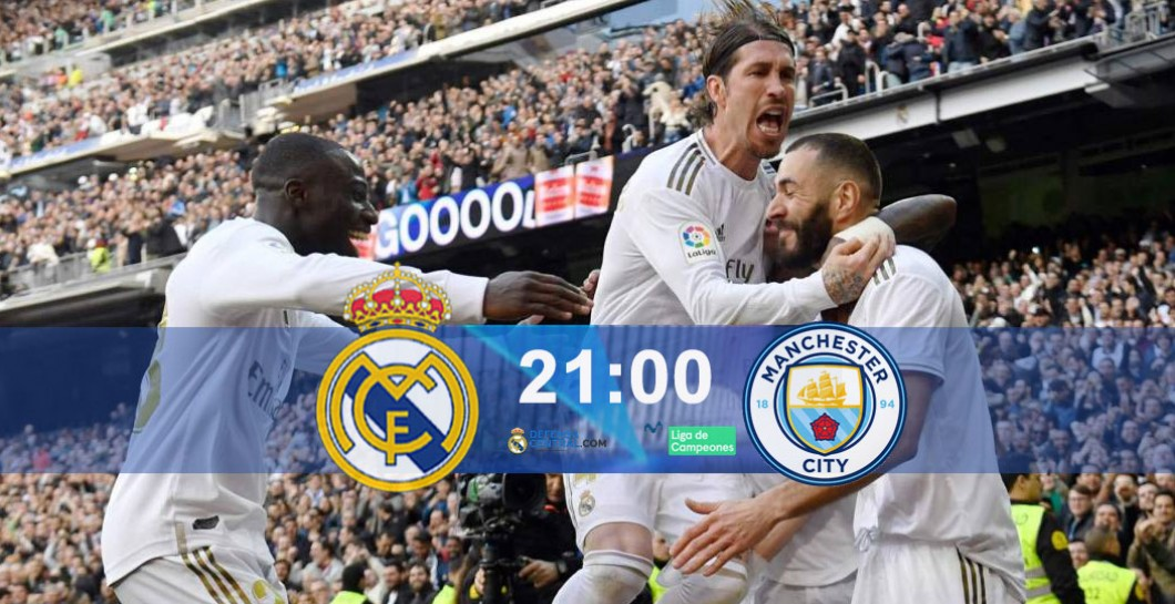 Previa Real Madrid-Manchester City