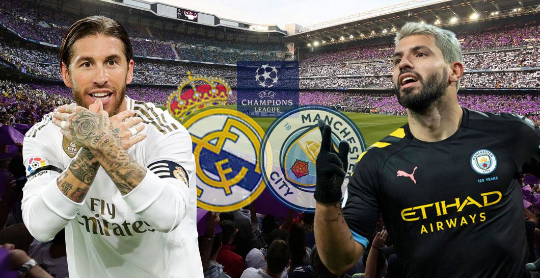 Real Madrid-Manchester City