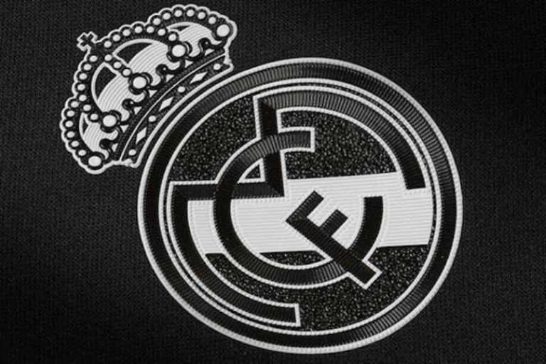 Escudo Camiseta Real Madrid