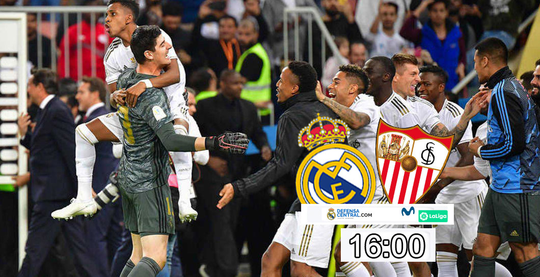 Previa Real Madrid-Sevilla