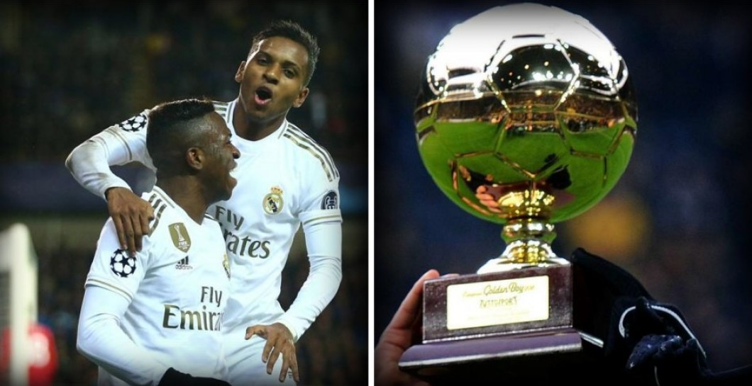 Rodrygo y Vinicius, Golden Boy