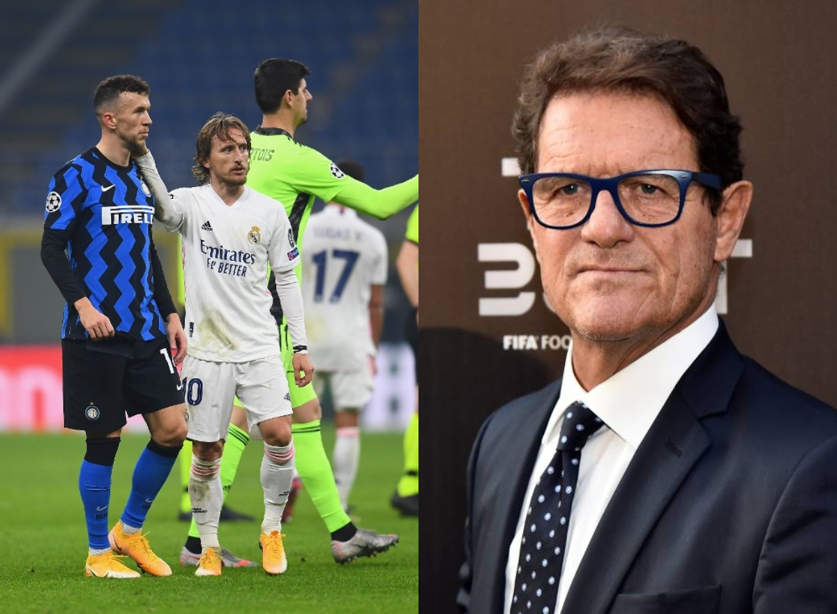 Capello-Inter-Real Madrid