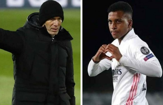 Rodrygo, Real Madrid