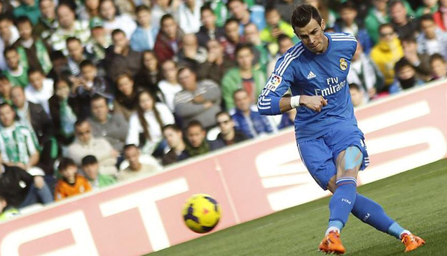Bale, el nuevo especialista.