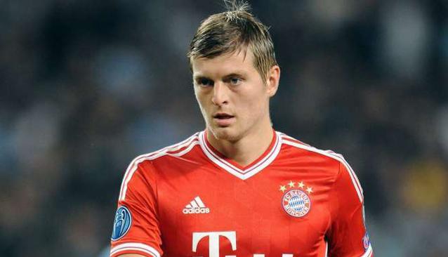 Ec : ���� ���� �� ����� ����� ����� �������� ��� ���� ���� ���� ����� . Kroos_anda_Bayern_de