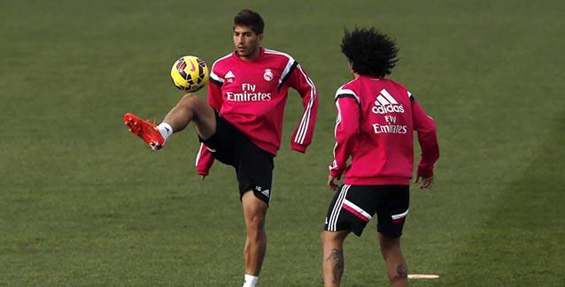 Lucas Silva y Marcelo